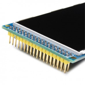 "3.2"" Display touch LCD per Arduino Mega2560"