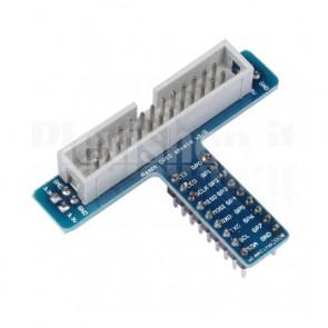Kit di interfaccia GPIO per Raspberry PI