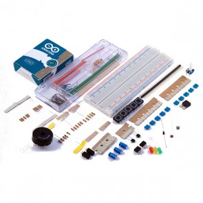 Kit Workshop Base con scheda Arduino