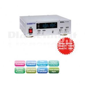 Alimentatore Variabile ad Alta Potenza 0-60V/0-100A