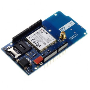 Arduino GSM Shield (antenna connector)