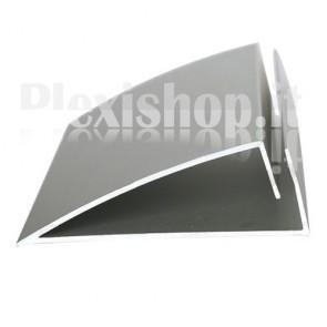 Base in Alluminio-74 mm