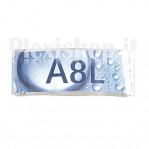Display Formato A8L (148x52 mm)
