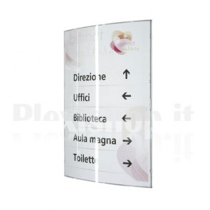Display Formato A3 (297x420 mm)