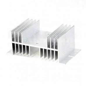 Dissipatore di calore in alluminio per SSR relay