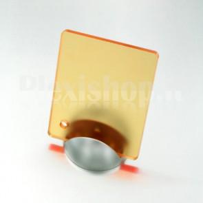 Metacrilato Satinato Arancione