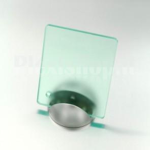 Metacrilato Satinato Verde Acqua