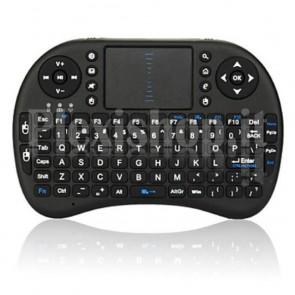 Mini Tastiera Wireless con touchpad per Smart TV, TV box, xbox, ps3