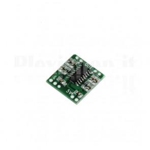 Mini amplificatore digitale 3+3W stereo Classe D