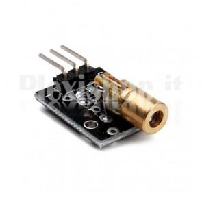 Modulo Laser 650nm