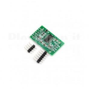 Modulo convertitore analogico digitale HX711