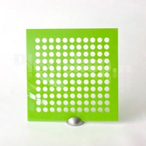 Plexiglass Preforato Colorato - Bubble 15