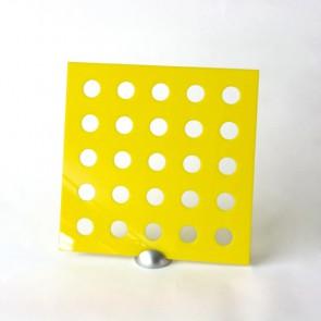 Plexiglass Preforato Colorato - Bubble 40