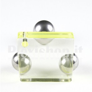 Plexiglass Soft Fluo Giallo