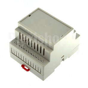 Scatola strumentazione guida DIN – 72x88x62 mm