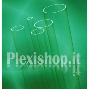 Tubo plexiglass Ø 12(e)/6(i) mm