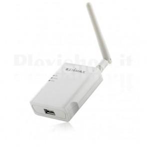 Print server Multifunzione USB wireless 802.11b/g/n, PS-1210MFn