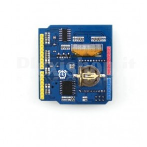 Accessory Shield Waveshare (joystick, buzzer, display)