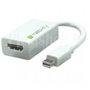 Adattatore Mini DisplayPort (Thunderbolt) 1.1 / HDMI 15cm Bianco