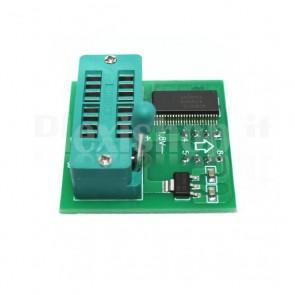 Adattatore SPI per il Flash di EEPROM a 1.8V