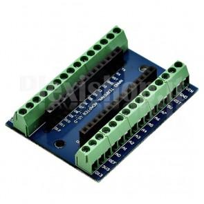 Adattatore terminali per Arduino Nano