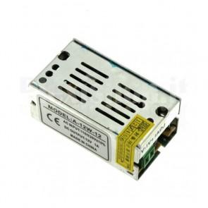 Alimentatore Switching 12 Volt - 12 Watt - 1 A