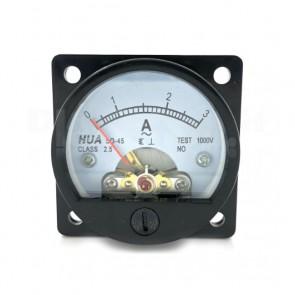 Amperometro Analogico da Pannello 0-3A CA