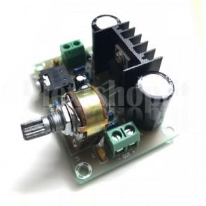 Amplificatore audio mono 18W, XH-M551