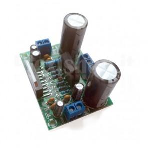 Amplificatore audio mono con TDA7293, 100W