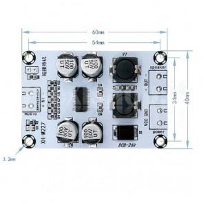 Amplificatore audio mono XH-M227, 30W