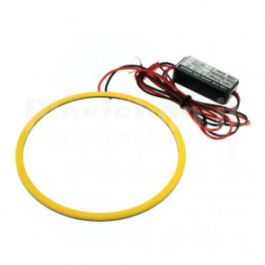 Anello COB Led Ø 100 mm - Bianco Caldo