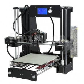 Anet A6 Stampante 3D DIY in plexiglass