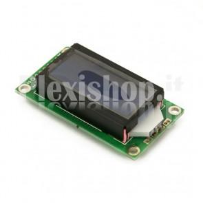 Modulo LCD-0802