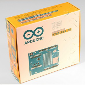 Arduino Wireless SD Shield - RETAIL