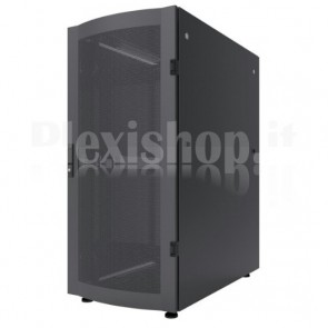 Armadio Server Rack 19'' 600x1200 26U da Assemblare Nero