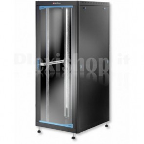 Armadio Server Rack 19'' 800x1000 38 Unita' Nero