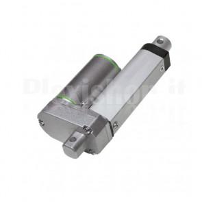 Attuatore elettrico lineare da 50mm a 12V