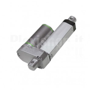 Attuatore elettrico lineare da 400mm a 12V