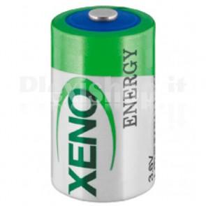 Batteria 1/2AA 3,6 V 1200mA litio cloruro di tionile