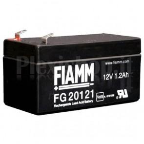 Batteria al Piombo 12V 1,2Ah (Faston 4,8mm sinistra)