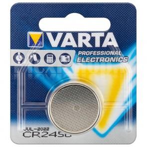 Batteria a bottone Litio CR2450 (blister 1 pz)