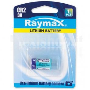 Batterie al Litio per Fotocamere Batteria al Litio 3V CR2