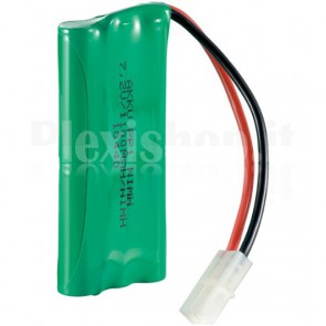 Batterie ricaricabili NiMH AA 1100 mAh 7.2V Tamiya