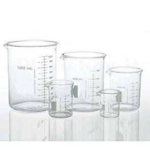 Becher / Becker da Laboratorio 25 ml