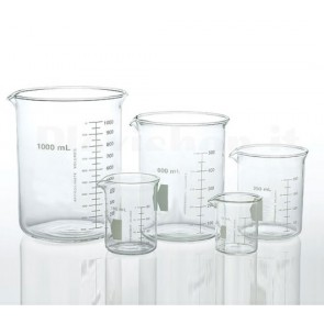Becher / Becker da Laboratorio 50 ml