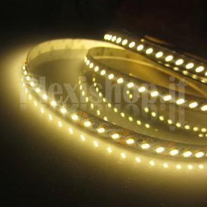 BIANCO CALDO - Striscia LED SMD 3014 168 Led/Metro