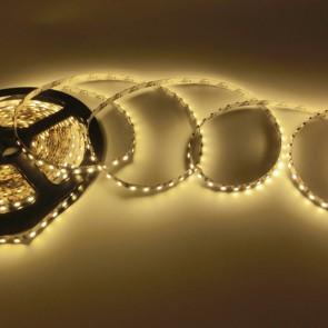 BIANCO CALDO - Striscia LED SMD 3528 120 Led/Metro