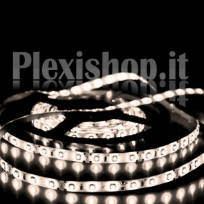 BIANCO CALDO - Striscia LED Media luminosità