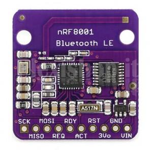 Modulo Bluetooh 4.0 BLE con chip nRF8001