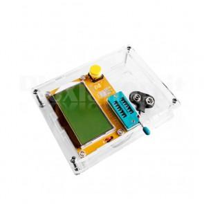 Case in acrilico per LCR-T4